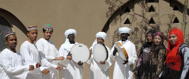 Traditional Dances from different parts of Sudan